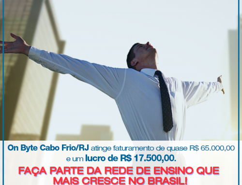 #CaseDeSucesso – On Byte Cabo Frio/RJ