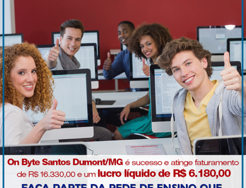 #CaseDeSucesso On Byte – Santos Dumont/MG